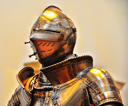 A Full Suit of Armor