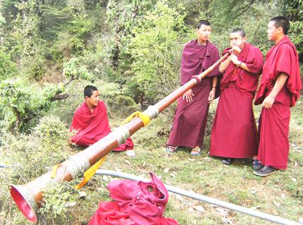 Tibetan Dung Chen