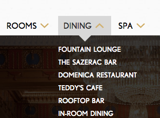 New Orleans Hotels and Restaurants (1)